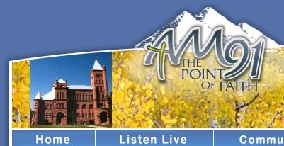 KPOF: The Point of Faith Radio